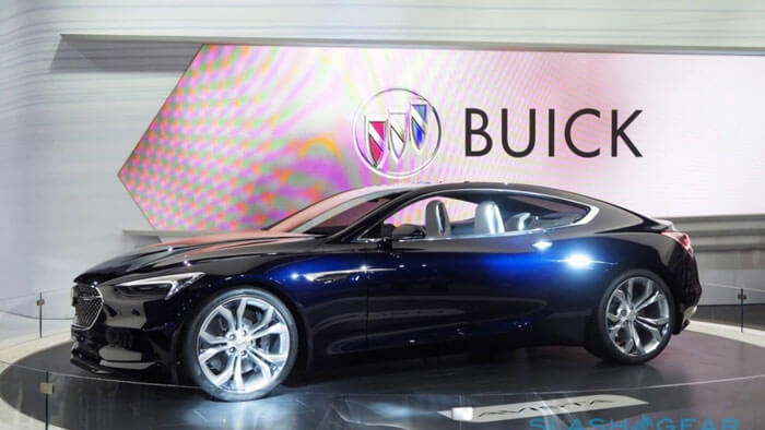 2020 Buick Grand National Gnxprice Innere