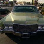 2020 Cadillac Deville Coupe Innere