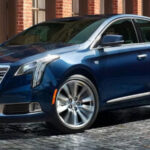 2020 Candillac Xts Innere
