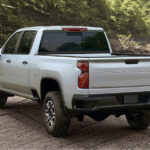 2020 Chevy 2500hd Innere