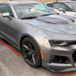 2020 Chevy Camaro Competition Arrival Spesifizierung