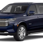 2020 Chevy Tahoe Z71 Ss Innere