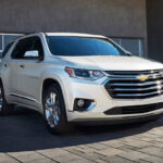 2020 Chevy Traverse Modell