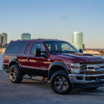 2020 Ford Excursion Diesel Modell