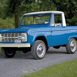 2020 Ford F100 Motor