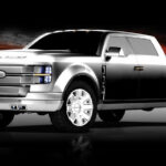 2020 Ford F250 Innere
