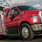 2020 Ford F650 Performance