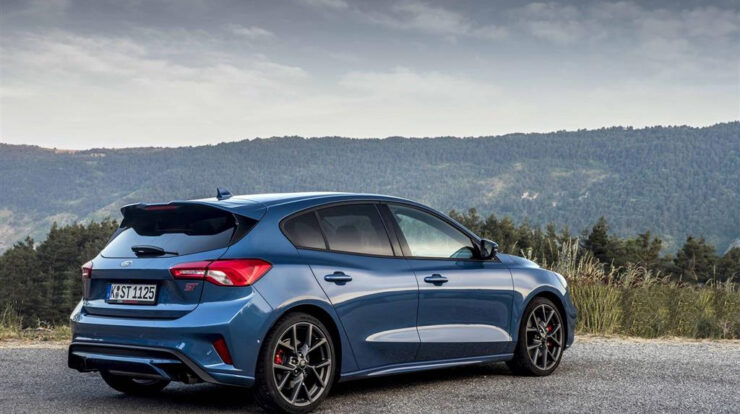 2020 Ford Focus Performance