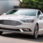 2020 Ford Fusion Motor