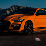2020 Ford Mustang Gt500 Innere