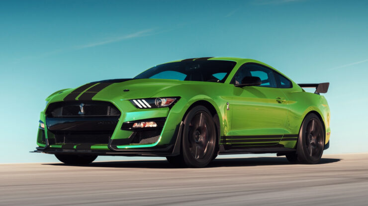 2020 Ford Mustang Gt500 Neues Konzept