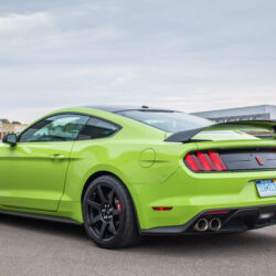 2020 Ford Mustang Shelby Gt 350 Performance