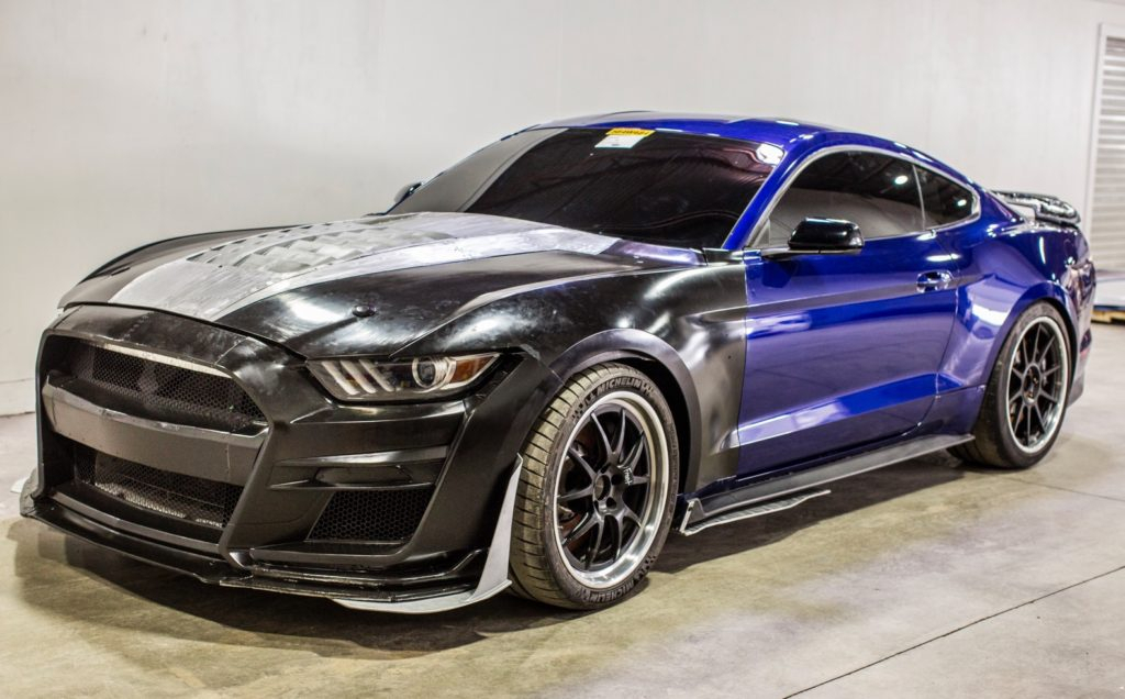2020 Ford Mustang Shelby Gt500 Gerüchte