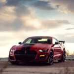 2020 Ford Mustang Shelby Gt500 Modell