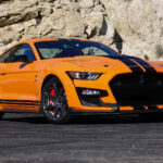 2020 Ford Mustang Shelby Gt500 Spy Shoot