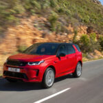 2020 Land Rover Discovery Sport Innere