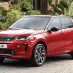 2020 Land Rover Discovery Sport Modell
