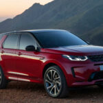 2020 Land Rover Discovery Sport Überblick
