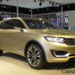 2020 Lincoln Mkx At Beijing Motor Show Rezension