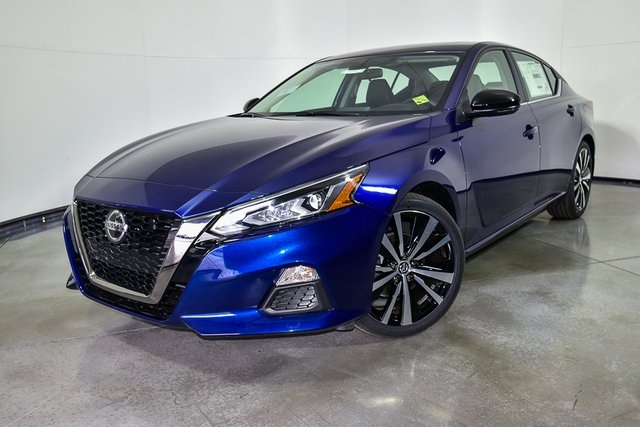 2020 Nissan Altima Coupe Neue Bewertung