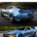 2020 The All Chevy Camaro Neugestaltung