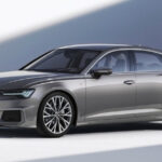 2020 The Audi A6 Innere