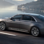 2020 The Lincoln Continental Innere