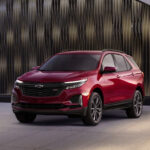 2021 All Chevy Equinox Modell
