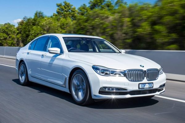 2021 Bmw 7 Series Perfection New Innere