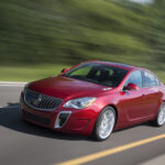 2021 Buick Regal Gs Coupe Motor