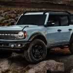 2021 Ford Bronco Innere