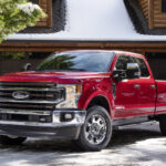 2021 Ford F 250 Modell