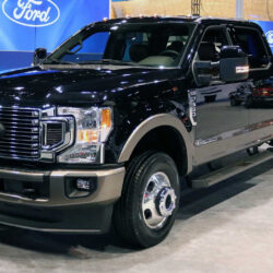 2021 Ford F250 Modell
