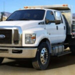 2021 Ford F650 Modell