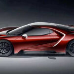 2021 Ford Gt Modell