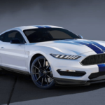 2021 Ford Mustang Gt500 Modell