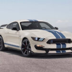 2021 Ford Mustang Shelby Gt 350 Freisetzung