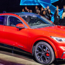 2021 Ford Mustangand Rezension
