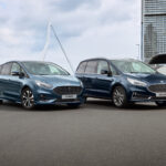2021 Ford S Max Modell