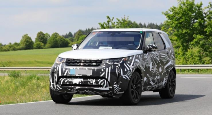 2021 Land Rover Discovery Preise