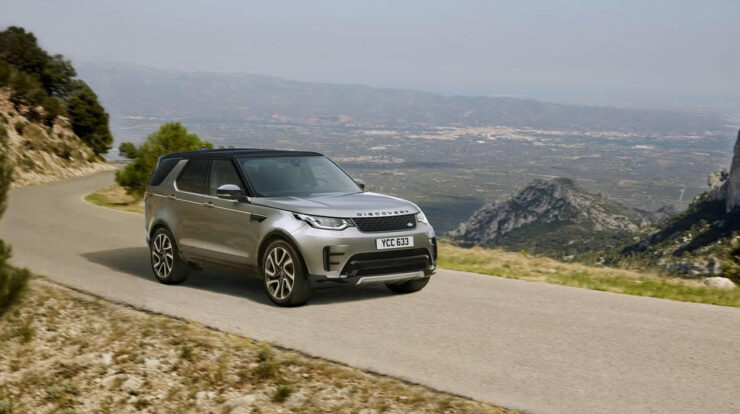 2021 Land Rover Discovery Sport Performance