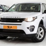 2021 Land Rover Discovery Sport Spy Shoot