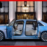 2021 Lincoln Continental Innere