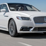 2021 Lincoln Town Modell
