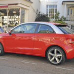 Audi A1 Neues Modell Test Innere