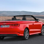 Audi A3 Cabriolet Neues Modell Modell