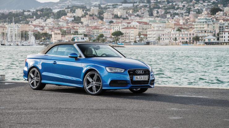 Audi A3 Cabriolet Neues Modell Preis