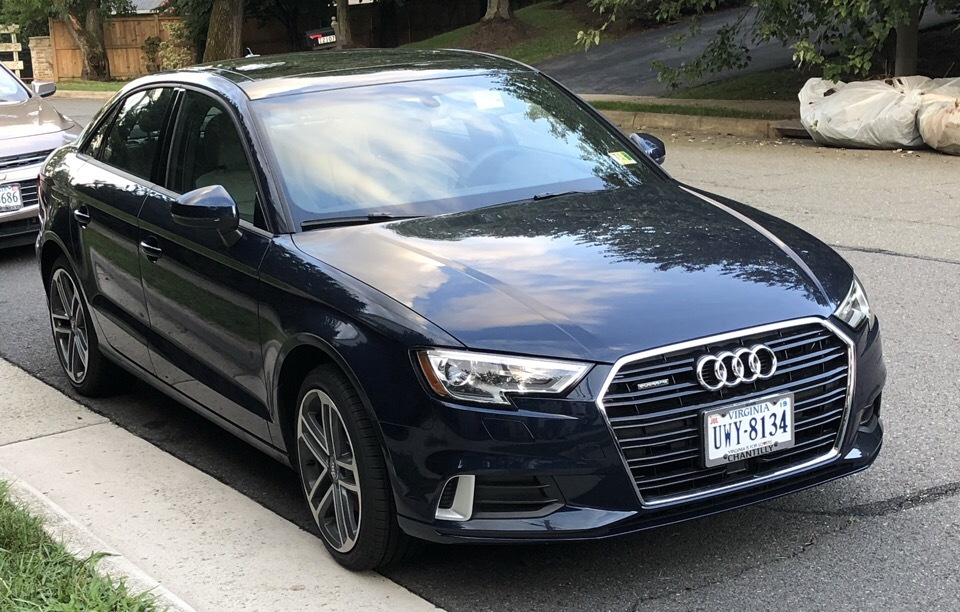Audi A3 Neues Modell Leasing Fotos
