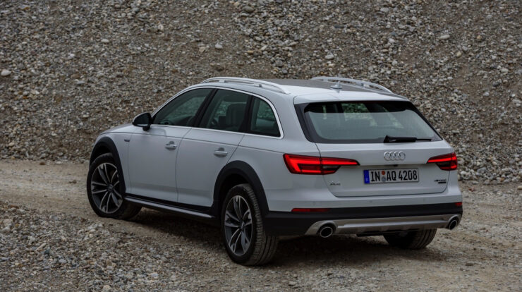Audi A4 Allroad Neues Modell Modell