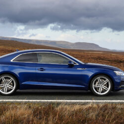 Audi A5 Coupe Neues Modell Spy Shoot